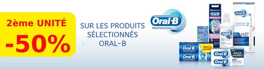 -50% ORAL-B