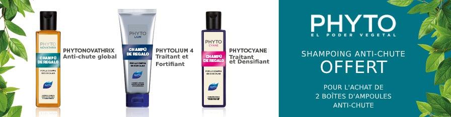 Shampooing Phyto offert