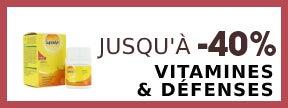 Vitamines & Défenses immunitaires