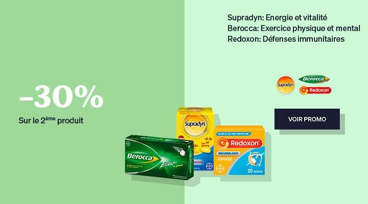 EXT_SUPRADYN|-30% SUPRADYN + BEROCCA + REDOXON