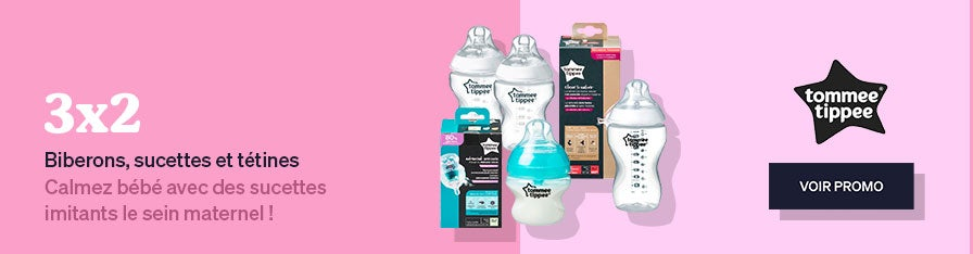 3x2TOMMEE TIPPEE