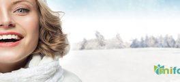 La routine spéciale hiver pour les peaux mixtes à grasses